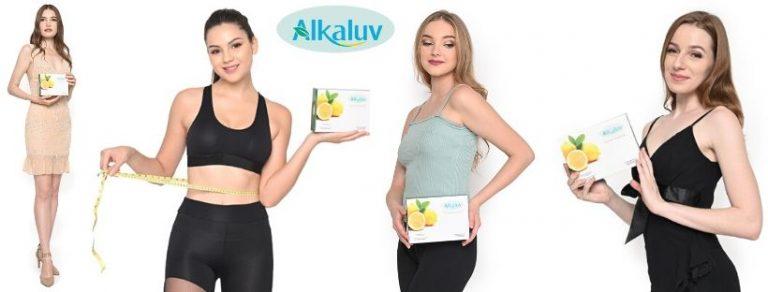 Alkaluv drink slim & diet